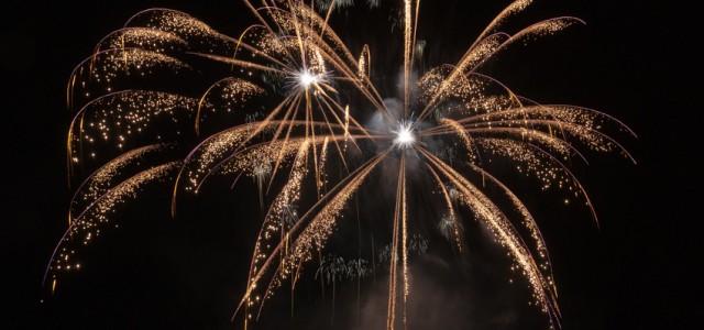 Feuerwerke der besonderen Art